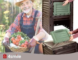 meilleurs bacs à compost